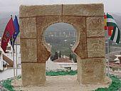 Maqueta Arco Fuente de la Mania