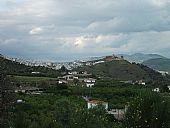 Vista de Álora desde Canca