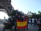 Desde Álora a los pies de la Torre Eiffel