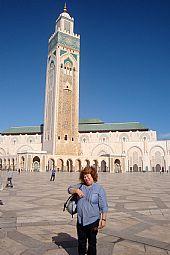 Beli Torres en Marruecos