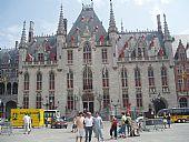 Ayuntamiento de Brujas, Bélgica