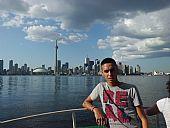 Vista de Toronto (Canadá)