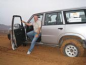 Antonio Vázquez en Mauritania 2008