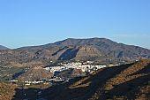 Amanecer en Álora desde Los Lagares (13-08-2012)