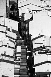 Calle Negrillos desde El Castillo