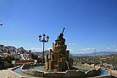 Monumento La Malagueña