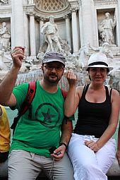 Roma (Fontana di Trevi)