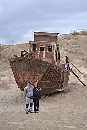 Mar de Aral (Uzbequistan)
