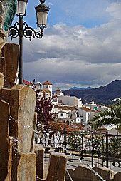 Monumento al cante por la Malagueña