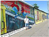 Mural del Muro de Berlín (Alemania)