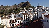 Ayuntamiento y Monte Hacho