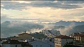 Niebla en el Calvario