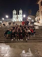 Plaza de España, Roma
