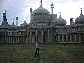 Mady en Brighton