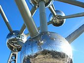 Atomium, Bruselas (símbolo Expo58)