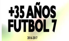 Horario 1ª jornada Liga fútbol 7 veteranos Álora