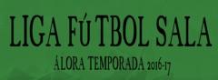LIGA DE FÚTBOL SALA, clasificación 14ª Jornada.