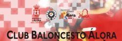 Encuentros del Club Baloncesto Álora del sábado 4 de noviembre