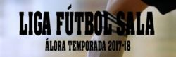 Clasificación 9ª Jornada, Liga de Fútbol Sala 2017 – 2018