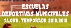 Escuelas Deportivas Municipales de Álora