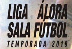 Segunda jornada liga de fútbol sala Álora 2018-2019