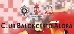 Club Baloncesto Álora, encuentro del 9 de enero