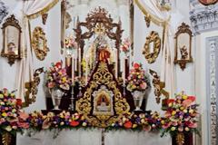 La Hermandad Virgen de Flores presenta nuevo Bander�n