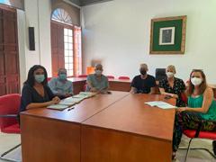El Ayuntamiento se reúne con la Asociación Álora Solar