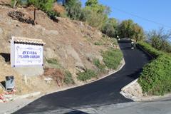 Inician los trabajos de pavimentación en los accesos al Peñón Gordo