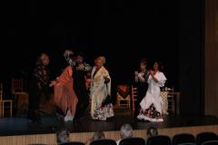"""El Teatro Cervantes acoge el espectáculo flamenco """"La leyenda del Canario"""""""