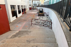 El Ayuntamiento acomete la remodelación de las plazas La Paz