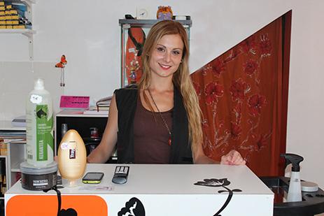 Ana Carrión Reyes, jóvenes empresarios