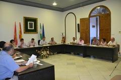 Jos� Aguilar presenta su dimisi�n por incompatibilidad con su nuevo cargo