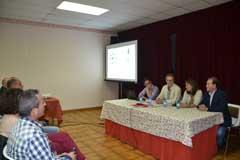 Presentaci�n de la aplicaci�n �Plan Local de Salud de �lora�