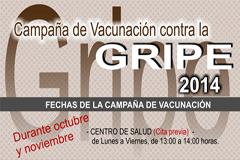 Comienza la campa�a de vacunaci�n contra la gripe