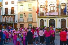 III Marcha Rosa por la Salud de las Mujeres