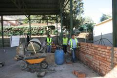 350 alumnos de Los Llanos se benefician de mejoras en Pistas Deportivas