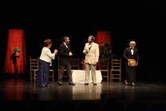 El Teatro Cervantes acoge la obra �Los Pergaminos�