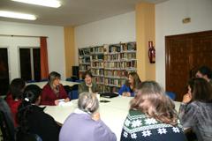 Encuentro literario con la escritora Rosa Romojaro