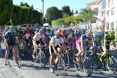 La Marcha Cicloturista �La Vuelta-Costa del Sol� coge fuerzas en �lora