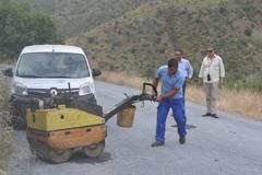 El Ayuntamiento pone en marcha la reparaci�n de baches en calzadas