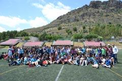 El alumnado de secundaria celebra los Juegos Deportivos