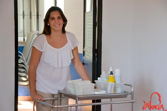 Entrevista a Rocío Ávila, directora Residencia Santa Ana (Bda. El Puente)