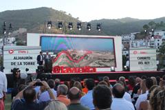 Presentaci�n de la Vuelta Ciclista a Espa�a