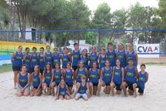 El Club Voleibol �lora vuelve a la arena con el Torneo 3*3 de Voley Playa