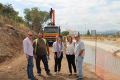 La Junta de Andaluc�a mejora la seguridad del Canal
