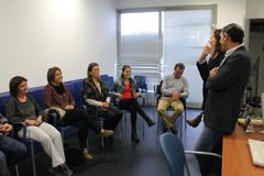 Taller de Bioenerg�tica y Atenci�n Plena en el Centro de Salud de �lora