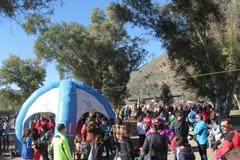 Espectacular ambiente en el XXI Circuito Campo A trav�s �Ciudad de �lora�
