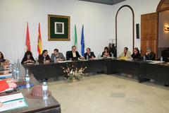 El Ayuntamiento celebra Pleno Ordinario