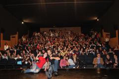M�s de 300 alumnos y alumnas disfrutan del espect�culo �Barrio Para�so�